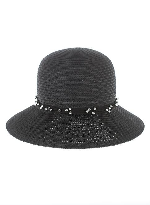 Bay Şapkacı Şapka Siyah